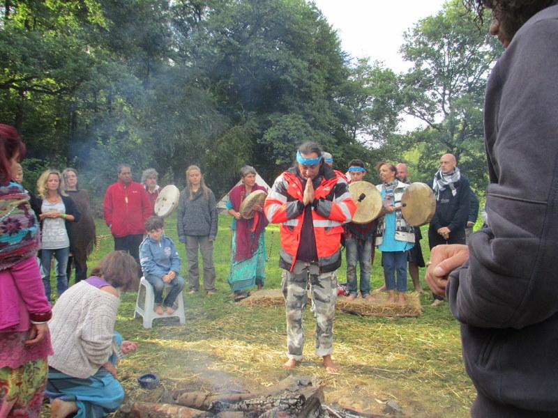 Rencontres chamaniques au pays de lhomme