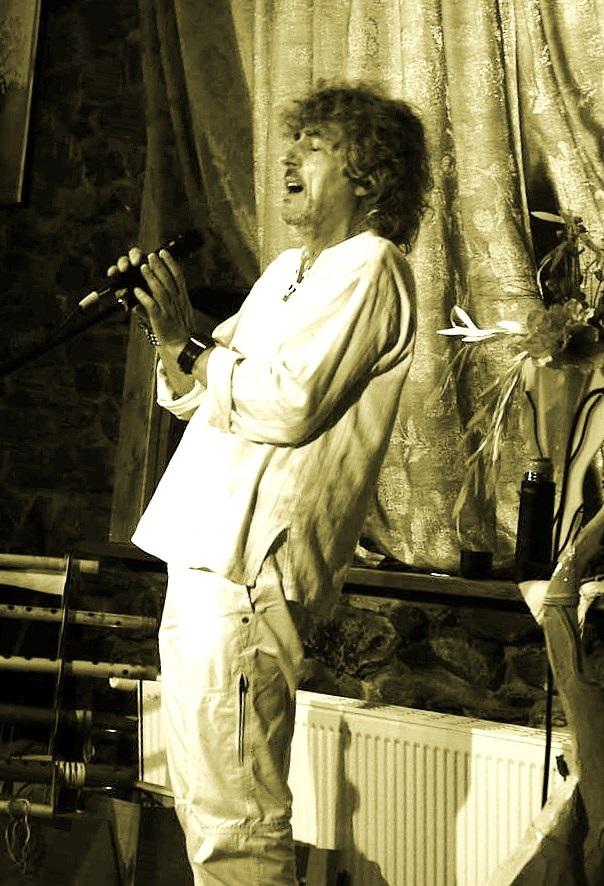 Bernard Tabanous en concert