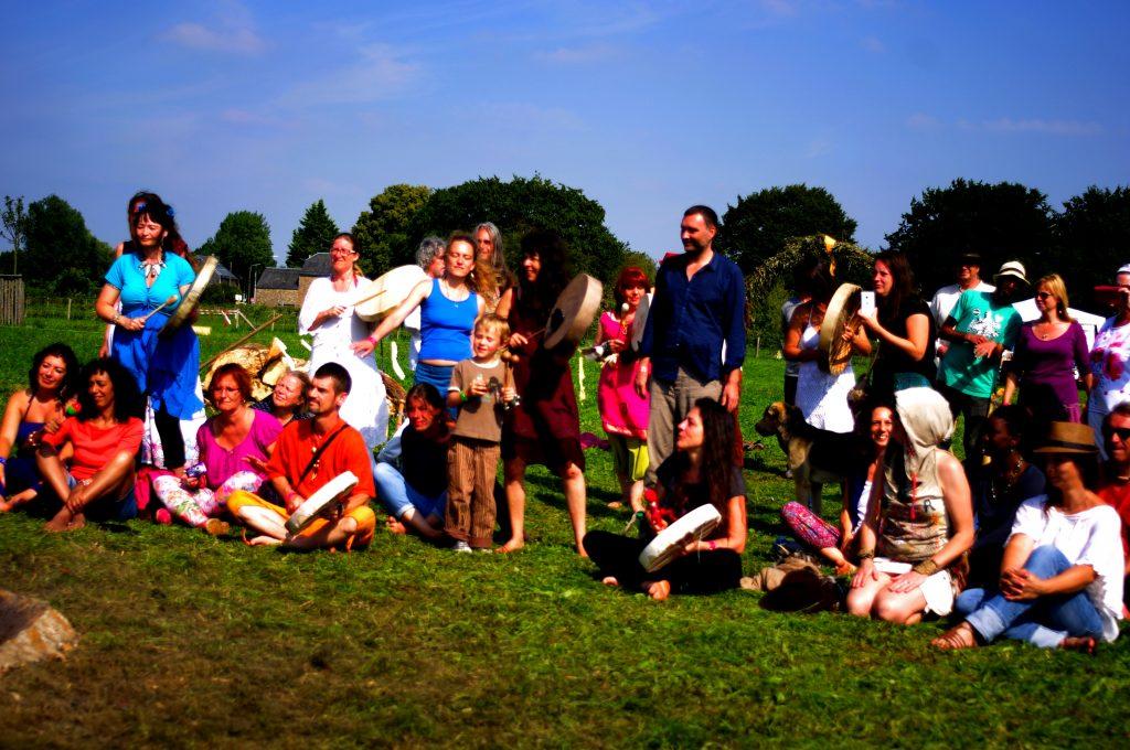 Rencontre chamanique belgique